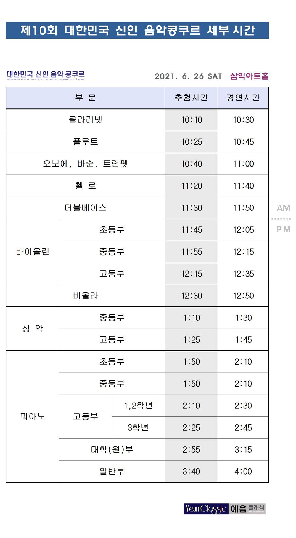 10회 대한민국 신인 음악콩쿠르 세부 시간001.jpg